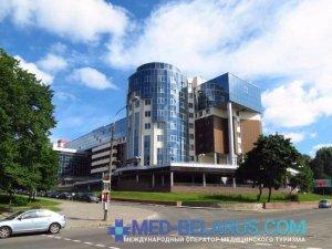 Лечение в Беларуси. 2-я городская клиническая больница» г. Минска